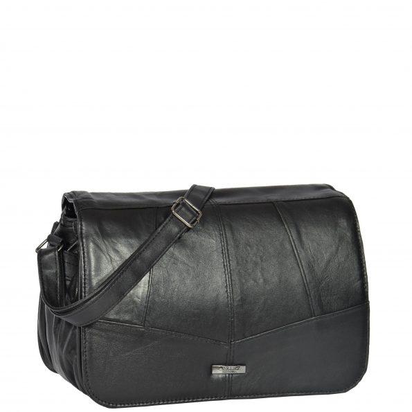 Ladies Small Size Organiser Bag HOL971 Black