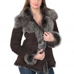Women's Sheepskin Shearling Toscana Jacket