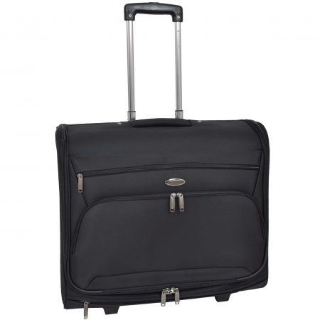 Large Capacity Travel Suit Carrier H954 Black