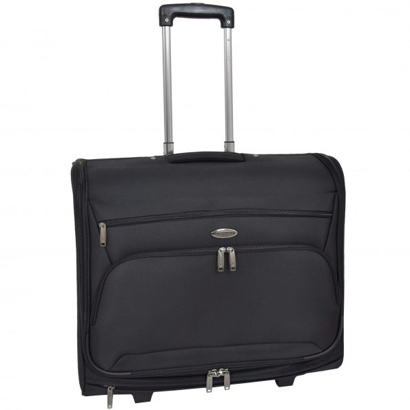 Large Capacity Travel Suit Carrier H954 Black