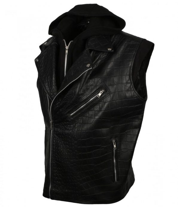 TNA-Impact-Wrestling-AJ-Style-Crocodile-Texture-Hooded-Black-Real-Biker-Leather-Vest-Celebrity.jpg