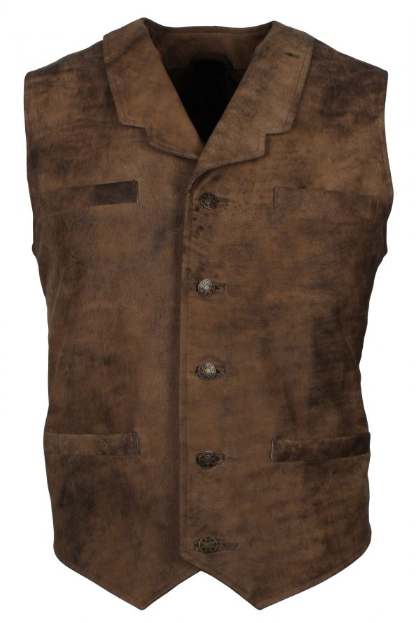 The-Warriors-Movie-Coney-Island-Distressed-Brown-Biker-Leather-Vest-motorcycle-scaled-1.jpg
