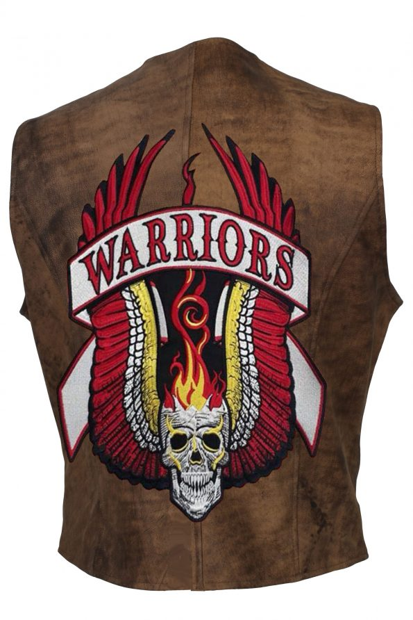 The-Warriors-Movie-Coney-Island-Distressed-Brown-Biker-Leather-Vest-scaled-1.jpg