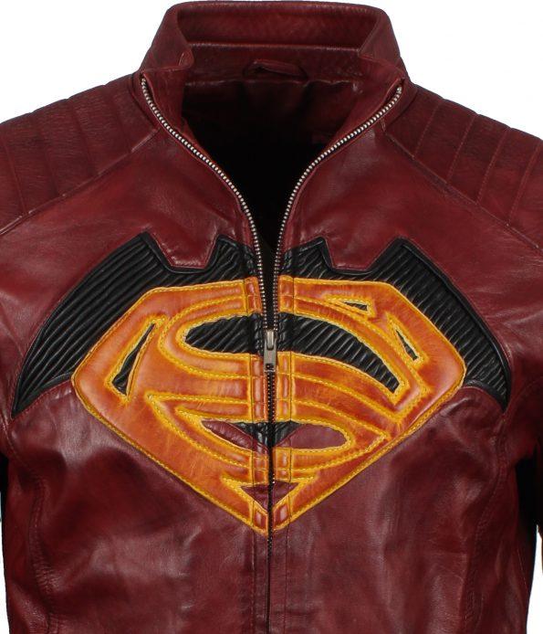 smzk_2905-Mens-Superman-Maroon-SuperHero-Faux-Leather-Jackets-2.jpg