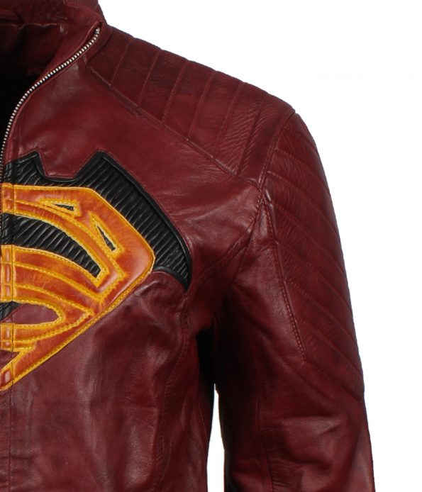 smzk_2905-Mens-Superman-Maroon-SuperHero-Faux-Leather-Jackets-6.jpg