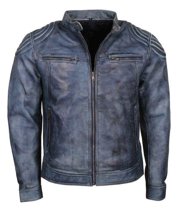 smzk_3005-Classic-Men-Cafe-Racer-Blue-Waxed-Biker-Bomber-Leather-Jacket2.jpg