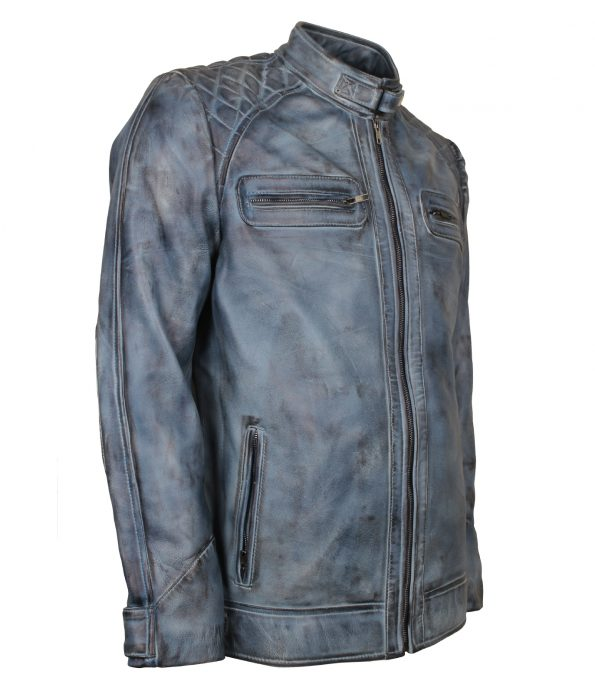 smzk_3005-Classic-Men-Cafe-Racer-Blue-Waxed-Biker-Leather-Jacket4.jpg