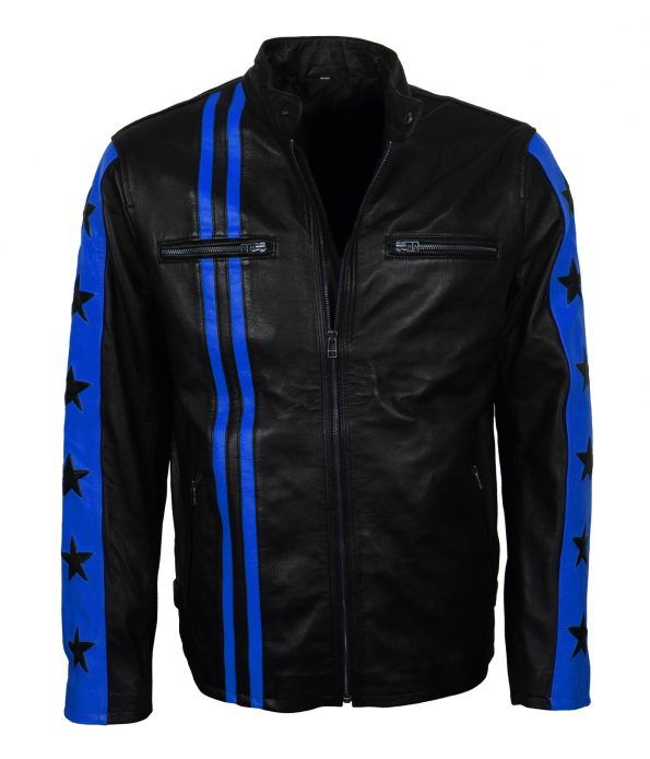 smzk_3005-Driver-San-Francisco-Blue-Star-Striped-Biker-Leather-Jacket2.jpg