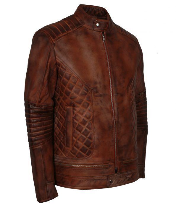 smzk_3005-Men-Bomber-Diamond-Quilted-Brown-Waxed-Leather-Jacket3.jpg