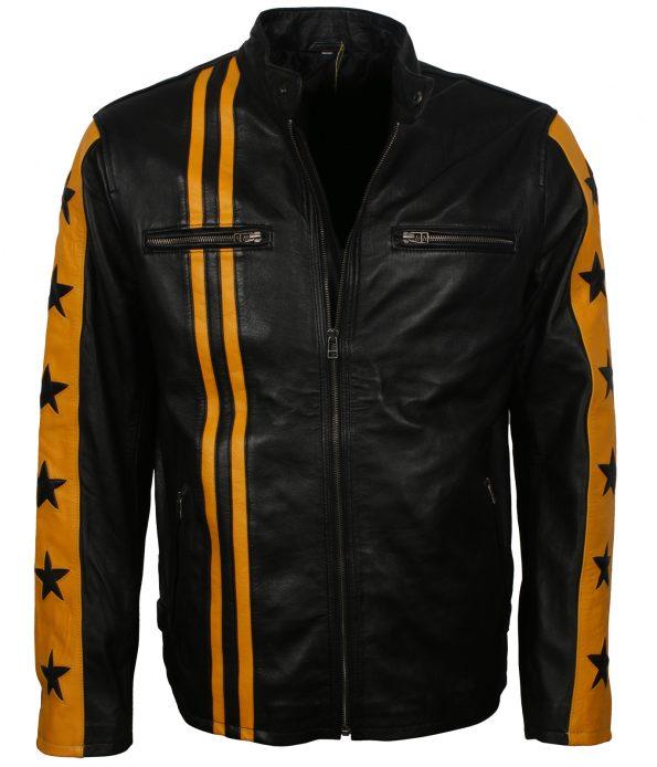 smzk_3005-Men-Driver-San-Francisco-Yellow-Stripe-Black-Biker-Leather-Jacket2.jpg