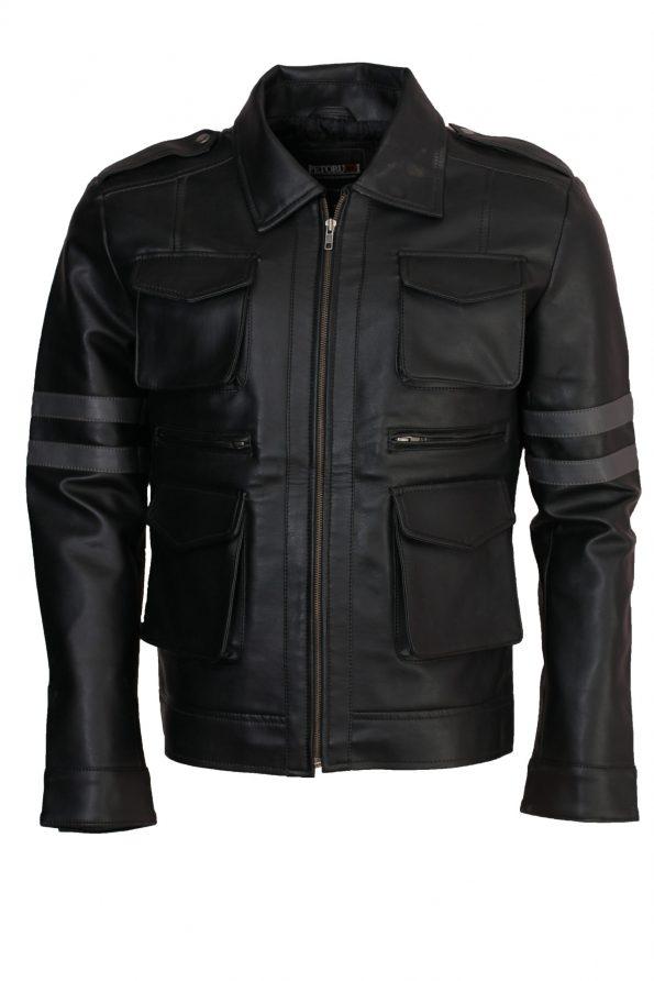 smzk_3005-Men-Resident-Evil-6-Leon-Kennedy-Gaming-Black-Leather-Jacket-4-scaled-1.jpg