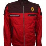 Men Star Wars Red Jacket Costume