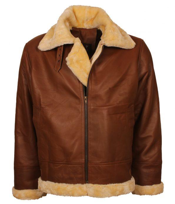 smzk_3005-Mens-Aviator-B3-Bomber-Flight-Fur-Brown-Leather-Jacket-winter.jpg