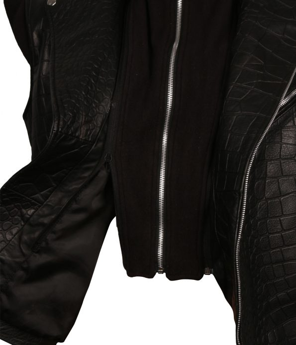 smzk_3005-TNA-Impact-Wrestling-AJ-Style-Crocodile-Texture-Hooded-Black-Real-Biker-Leather-Vest-outfit.jpg