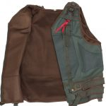 The Dark Knight Rises Bane Leather Vest