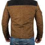 A Star Wars Story Han Solo Suede Jacket
