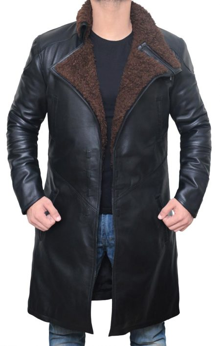 Officer K Blade Runner 2049 Coat