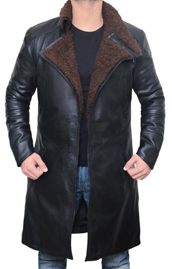 Officer K Blade Runner 2049 Coat
