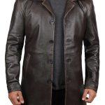 Dean Winchester Brown Leather Supernatural Jacket