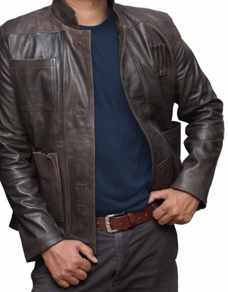 Star Wars Han Solo Force Awakens Jacket