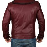 Avengers Endgame Infinity Star Lord Jacket - Free Yeah Baby Shirt