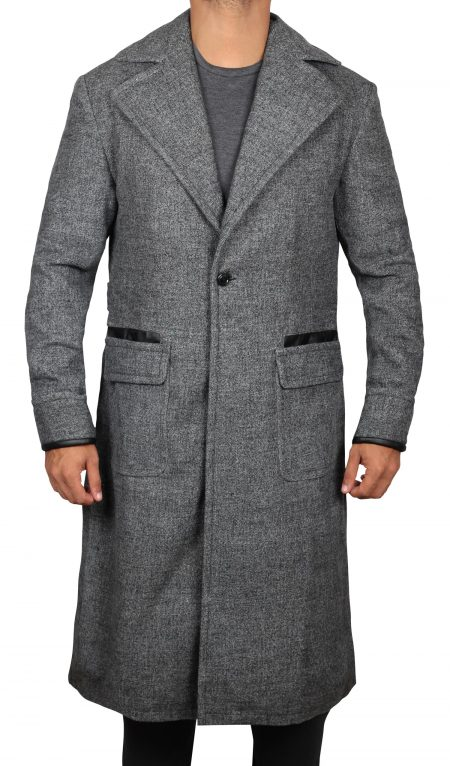 Fantastic Beasts Grey Crimes of Grindelwald Newt Scamander Overcoat