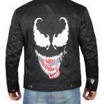 Tom Hardy Venom Black Jacket