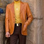 Once Upon a Time in Hollywood Leonardo Dicaprio Blazer Jacket