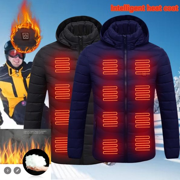 Warm Winter Thermal Heated Jacket