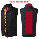 Usb Heated Vest for Men and Women