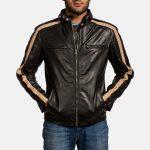 Jack Black Leather Biker Jacket