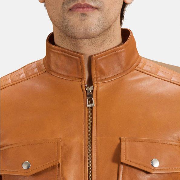 Tan-High-Collar-Jacket-Zoom-5-1491403226207.jpg